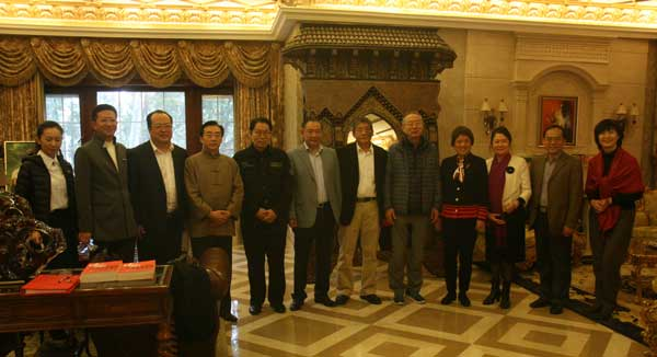 Forum on Chinese and western medical culture and reform held in Peace Garden Museum