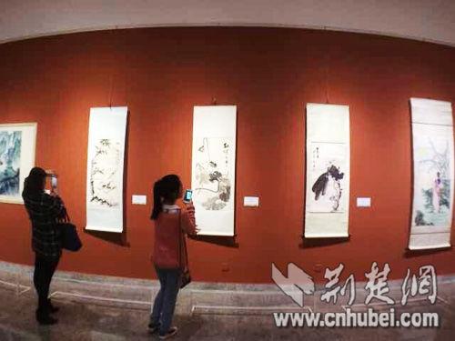 中国世界和平基金会支持当代国画艺术