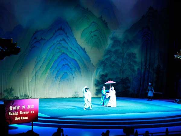 中国NGO组织外国使节专家欣赏中国传统文化