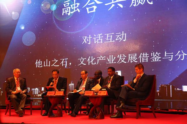 李若弘:在爱心和利益的平衡点上寻找合作标题