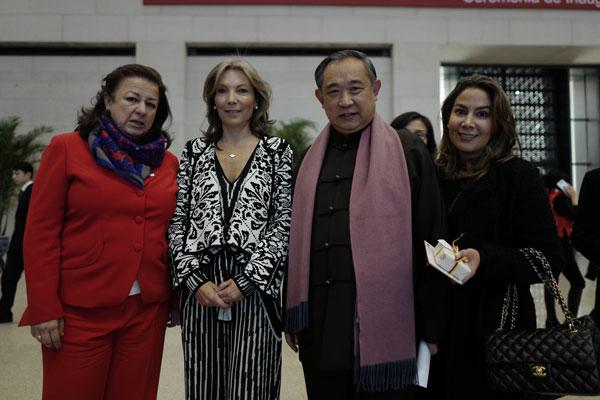 李若弘出席博特罗中国首展开幕式