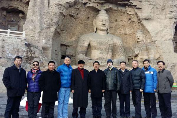 北京国际和平文化基金会访问山西大同市