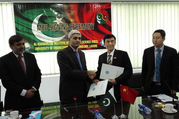中巴经济文化中心代表团再访巴基斯坦
