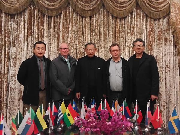 北京国际和平文化基金会携手阿尔伯塔大学深化国际教育合作