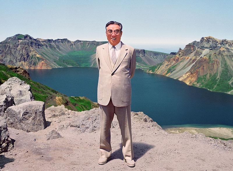 朝鲜的太阳节:纪念金日成主席诞辰108周年图片展!