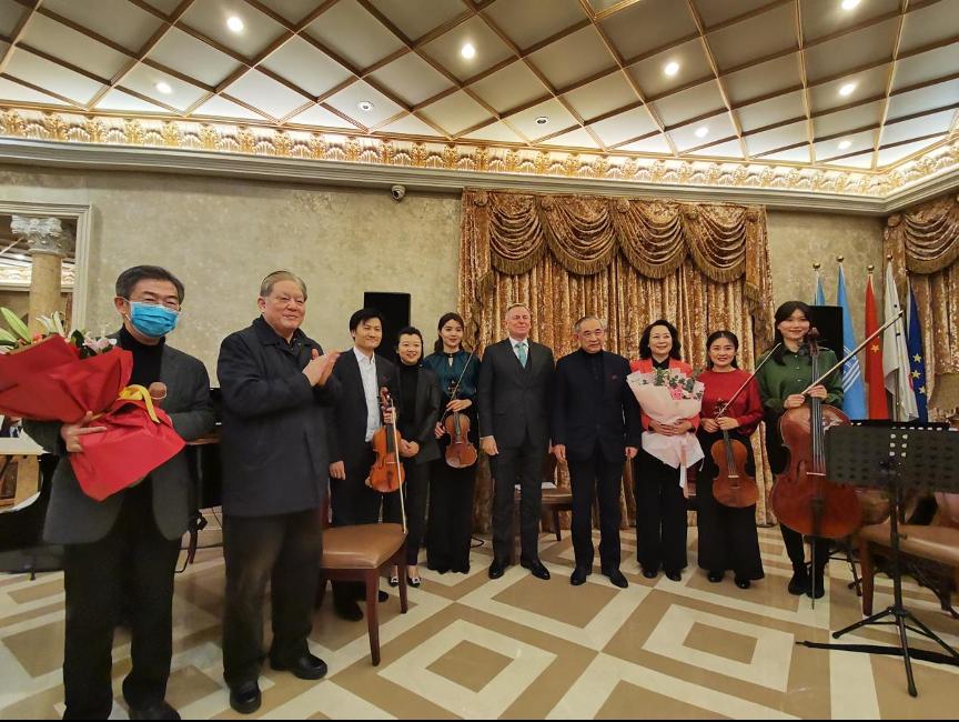 """和苑奏响""""冬之旅""""新年古典音乐会"""