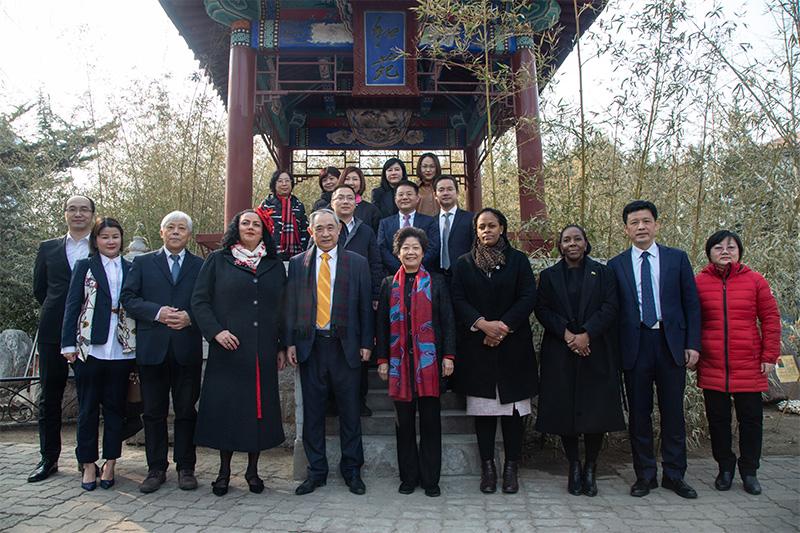 北京和苑国际妇女节与UNESCO弘扬全球女性力量